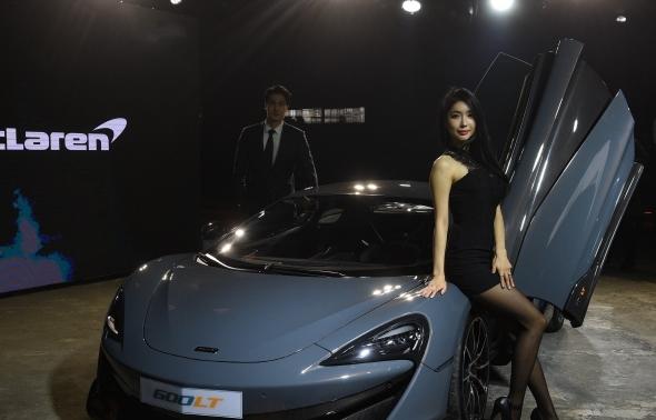 맥라렌 600LT 공개