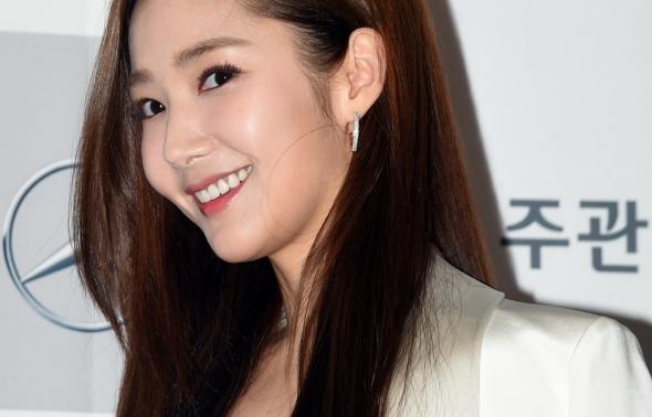 박민영, 예쁨에 찌릿