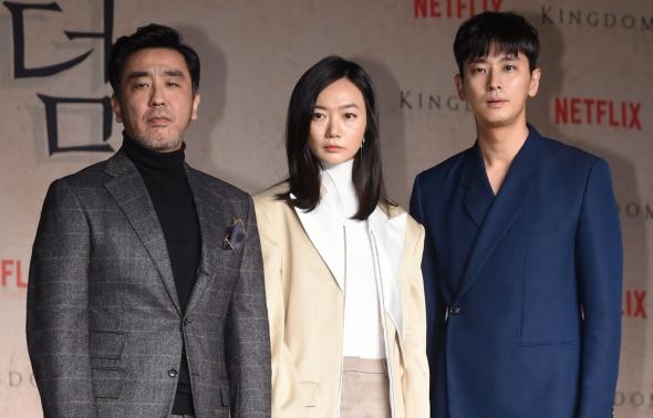 킹덤으로 모인 '류승룡-배두나-주지훈'