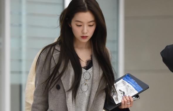레드벨벳 아이린, 아무나 소화 못하는 패션