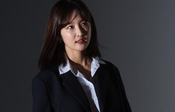 손지현, 포미닛 남지현의 변신