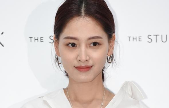 김재경 '순백 미모'