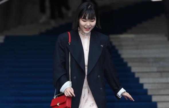 악동뮤지션 수현, '조심조심'