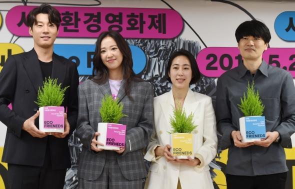 이천희-전혜빈, 점점 닮아지는 부부