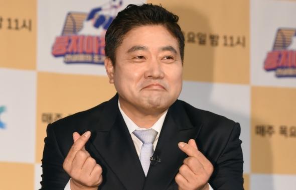 양준혁, 레전드의 하트!