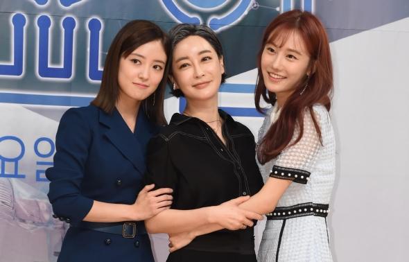 이세영-김혜은-정민아, 보기만 해도 훈훈