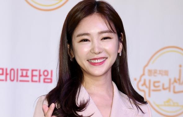 공서영, 미소처럼 예쁜 하트