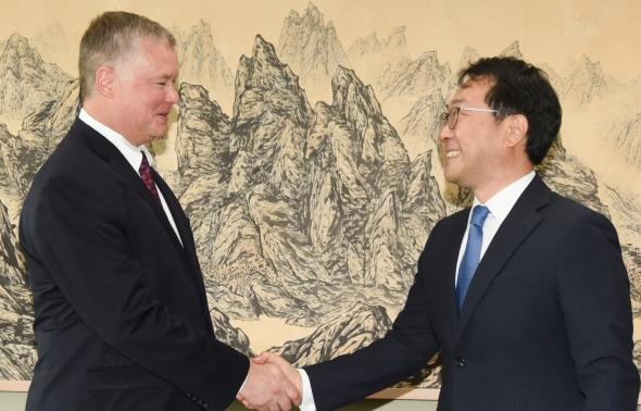 한미 북핵 수석대표 협의