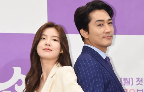 이선빈-송승헌, 위대한쇼의 엄마와 아빠