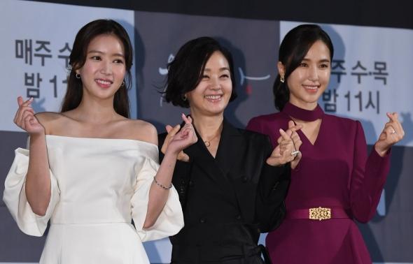임수향-배종옥-공현주, '개성강한 배우들'