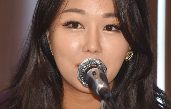 박혜신, 아름다운 홍보대사