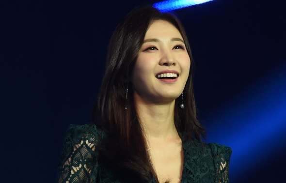 황인혜, 소리바다 MC의 미소