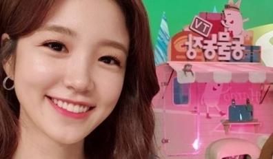 장예원 아나운서, 촬영 인증샷 '미모만큼 환한 미소'