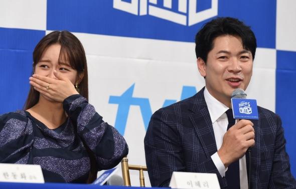 김상경-이혜리, '투샷'