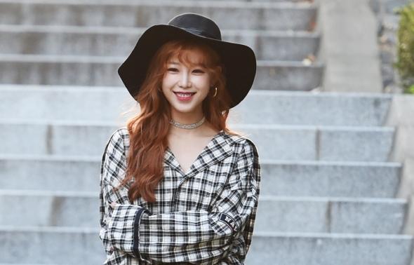 전효성, 귀여운 마녀~