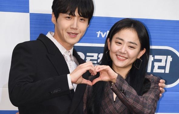김선호-문근영, '사랑스러운 커플'