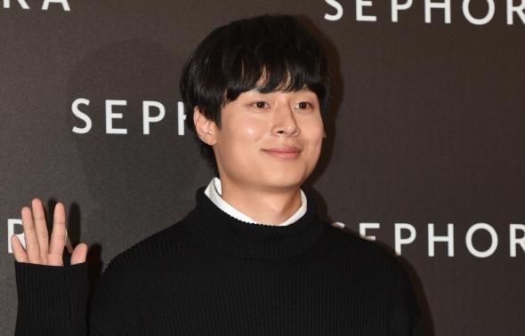 김충재, '나 기안84 친구'