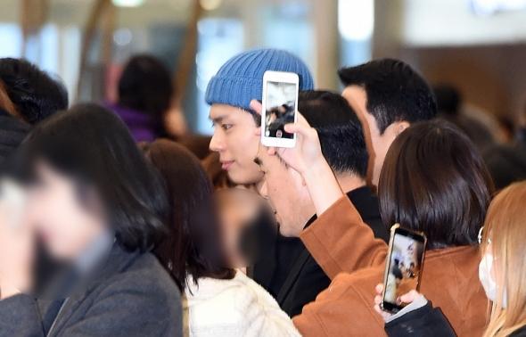 박보검, 휴대폰에 저장하고 싶어~