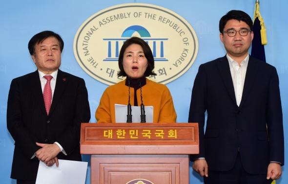 한국당, 총선 공천 부적격 기준 확정