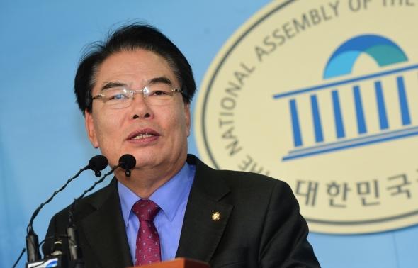 백재현, 21대 총선 불출마 선언