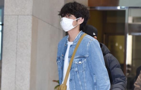 방탄소년단 뷔, 패션부터 남달라