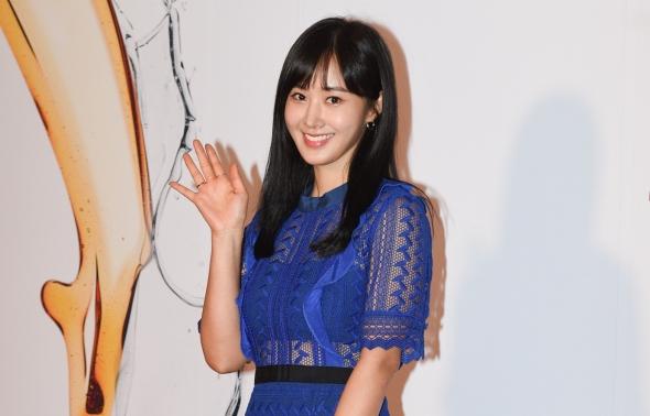 소녀시대 유리, '은은한 시스루'