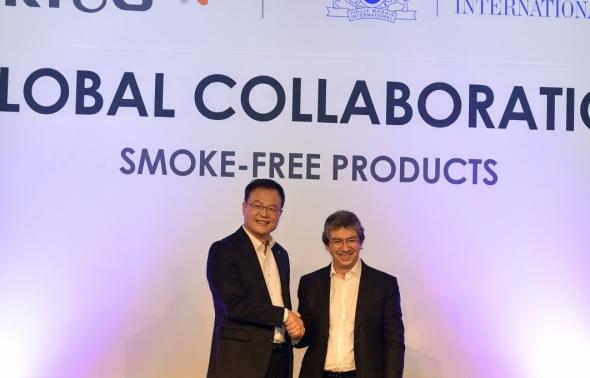 KT&G, PMI 손잡고 '릴' 글로벌 진출