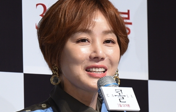 콜, 김성령 '고운 미모'