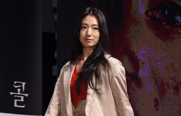 박신혜, '입장'