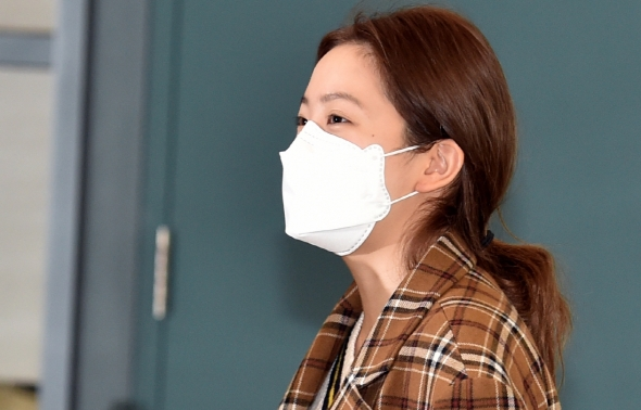 레드벨벳 예리, 마스크 보다 작은 얼굴