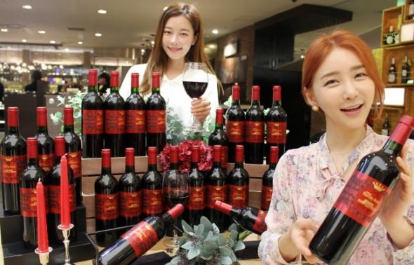 """롯데百 """"가성비 좋은 보르도 와인 만나보세요"""""""