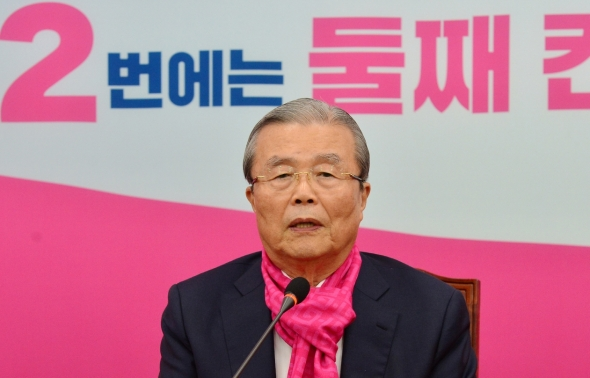 김종인 '조국-코로나 사태...대통령 리더십 평가 총선'
