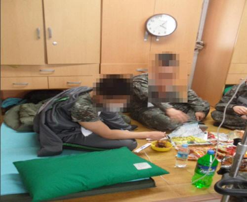 육군 28사단 윤 일병 폭행사건 현장검증 사진 공개