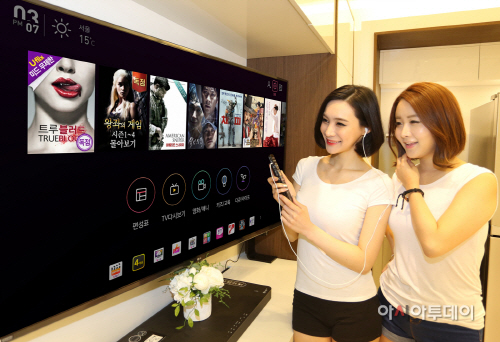0611 LG유플러스 우퍼IPTV 하루 100대씩 팔린다