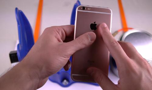 아이폰6S실험