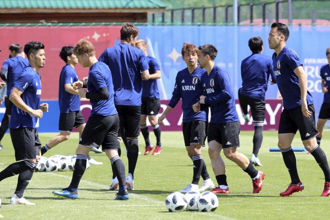 Russia Soccer WCup Japan
