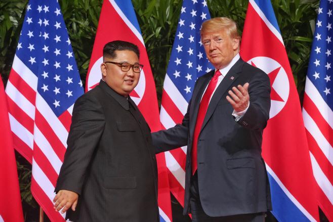트럼프·김정은, 27~28일 베트남서 2차 정상회담