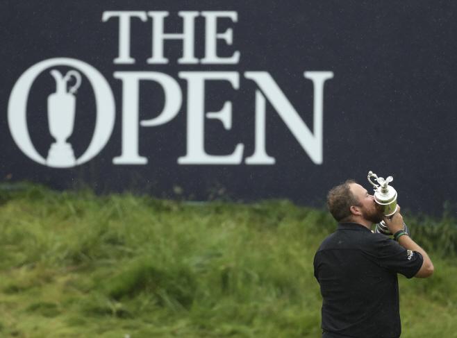 APTOPIX British Open Golf <YONHAP NO-0979> (AP)