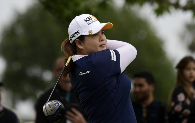 LPGA Tour Golf <YONHAP NO-2366> (AP)