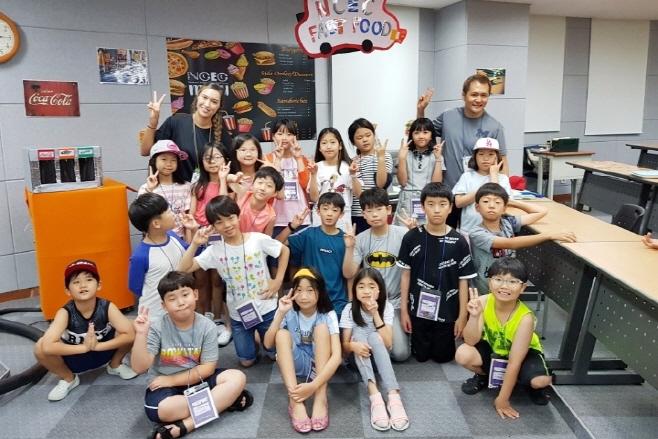 [사진] 삼육대 노원 어린이 영어캠프 (2)