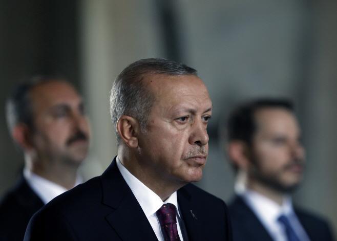 Turkey Military <YONHAP NO-3711> (AP)