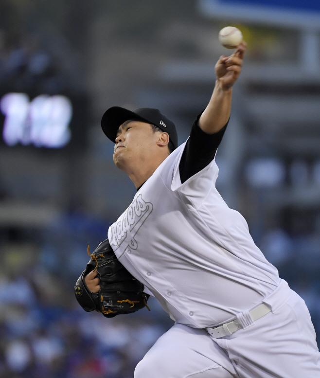 Yankees Dodgers Baseball <YONHAP NO-1691> (AP)