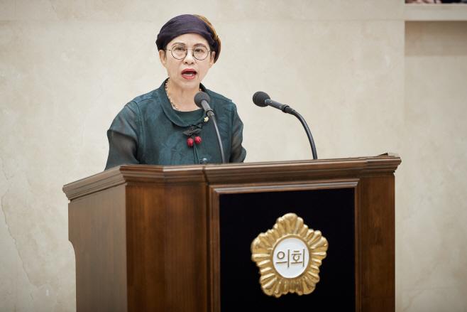 용인시의회 박남숙 의원