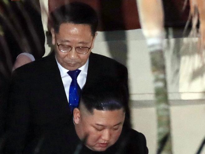 북한 김명길 순회대사