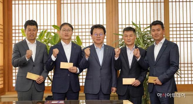 (20191015)(보도자료)농협금융 리스크관리 우수사례 시상 사진