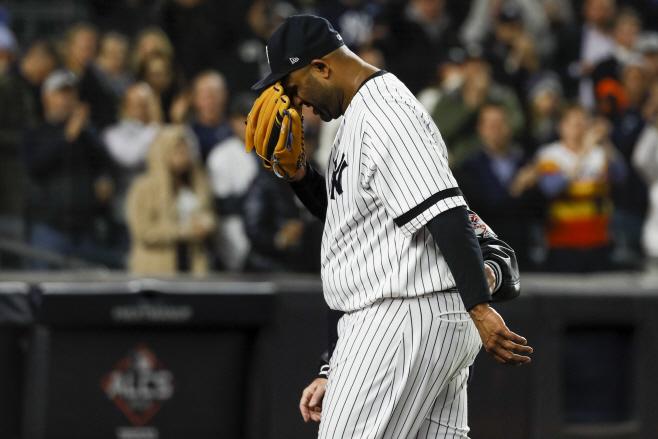 ALCS Astros Yankees Baseball <YONHAP NO-3585> (AP)