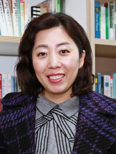 [사진] 삼육대 이음인문교양교육연구소 한금윤 소장