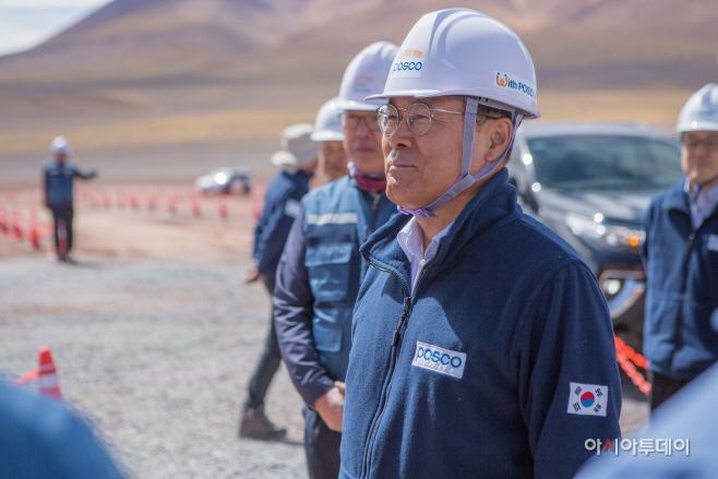 아르헨티나 리튬 데모플랜트 최정우 회장(1)