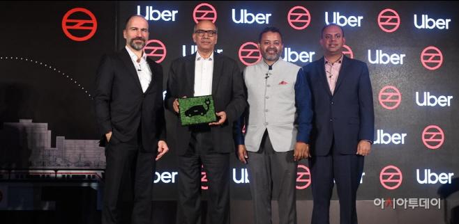 Uber-DMRC partnership