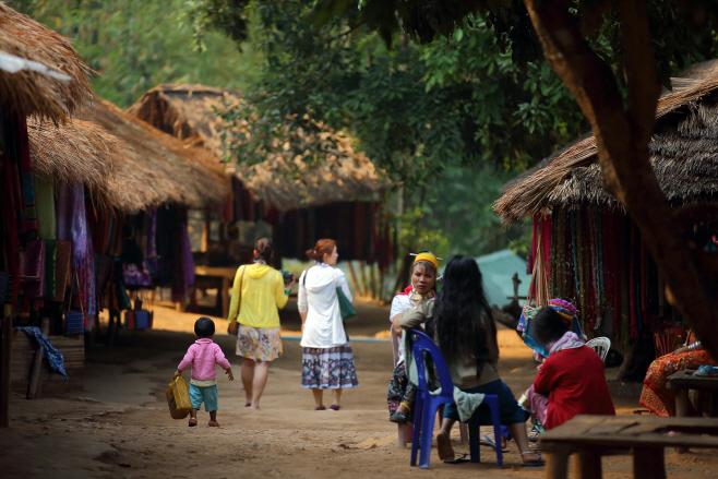 여행 / 치앙마이 고산족 마을
